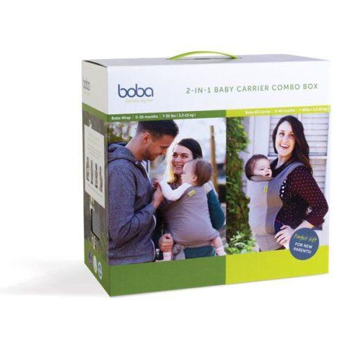 Boba Carrier 2 Combo Box Postura Ranita