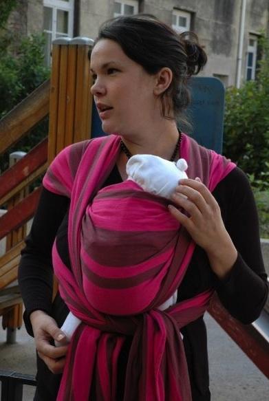 Fular Portabebés Néobulle Margot