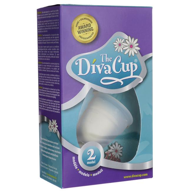 Copa menstrual divacup - Diva cup 2 ...