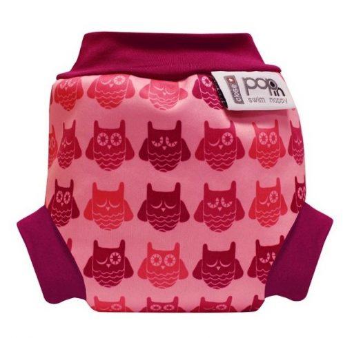 Bañador Pop In Pink Owl
