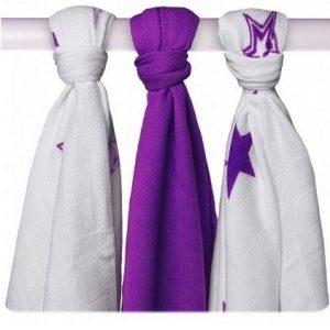 muselina-stars-lilac-70x70-3unidades