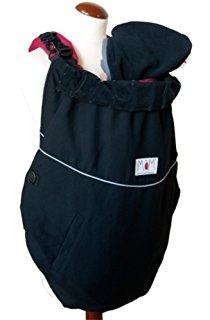 Cobertores para portabebés Deluxe flex Postura ranita