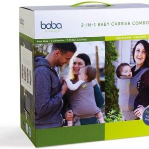 Boba Carrier 2 Combo Box Gris
