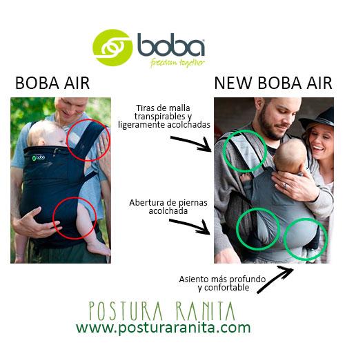 Boba Air vs. New Boba Air