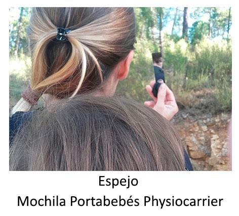 Espejo Mochila Portabebés Physiocarrier