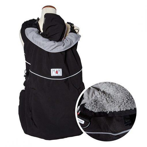 Cobertores para Portabebés Deluxe Softshell Flex MaM